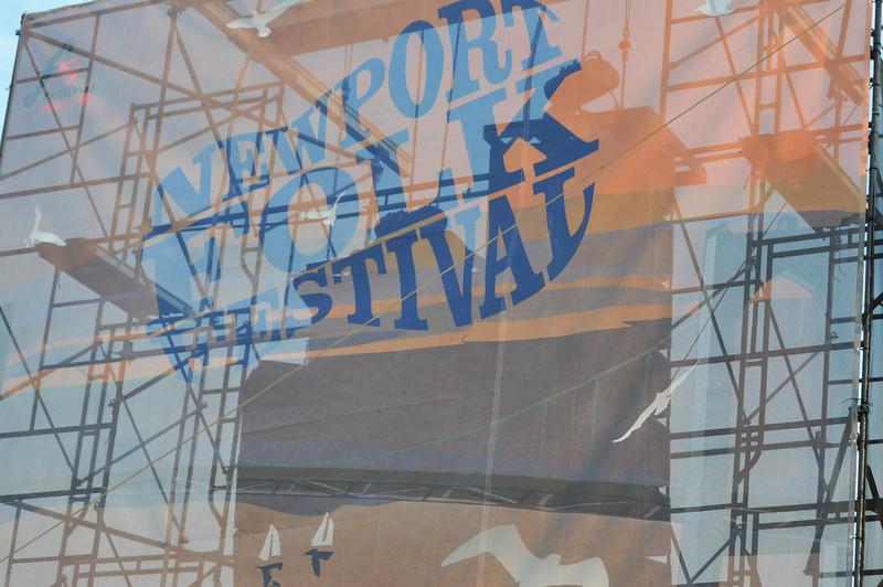 The 2008 Newport Folk Festival