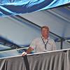 Steve Croghan holding Court