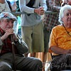 George Wein and Mrs. Jaffe, the founder of Preservation Hall with her husband.