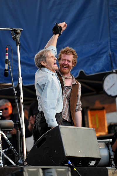 Levon Helm & Glen Hansard