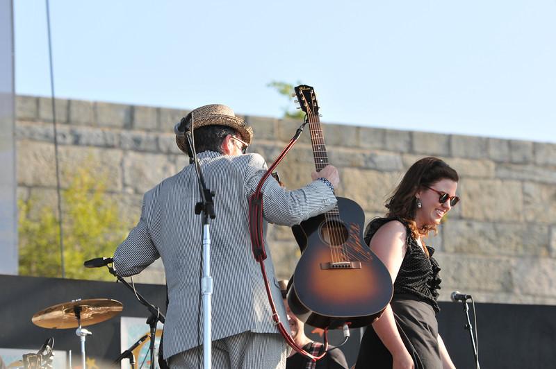 Elvis Costello & Secret Sisters