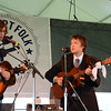 The Milk Carton Kids' sound check