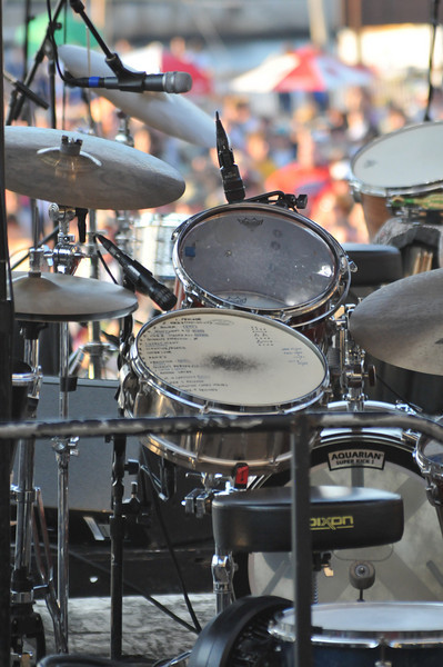 Song List on Snare