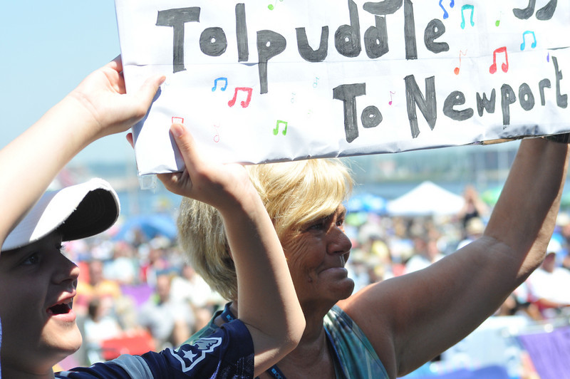 From Tolpuddle to Newport