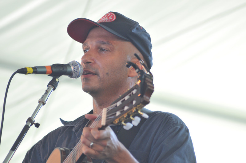 Tom Morello:<br /> The Nightwatchman