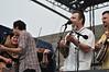 Ronnie McCoury, mandolin & Rob McCoury, banjo