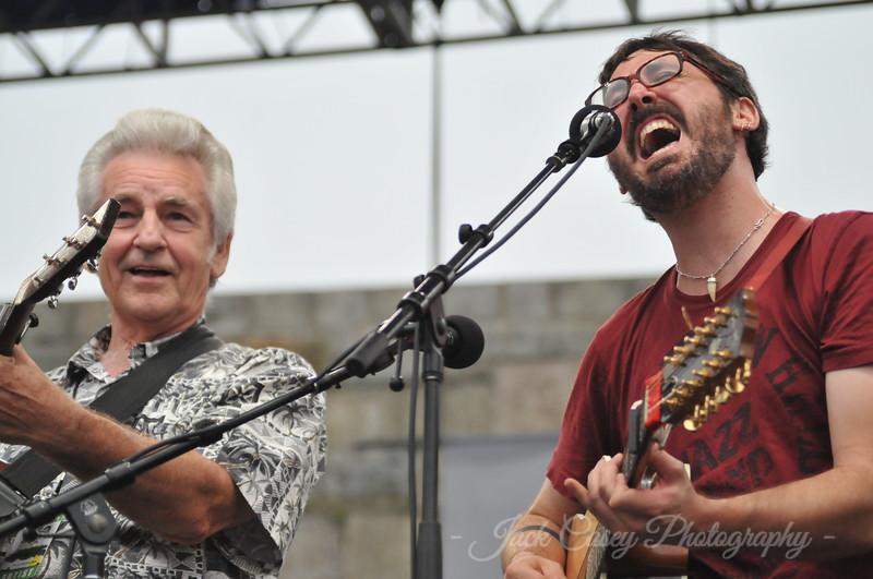 Del McCoury & Tao Rodriguez Seeger