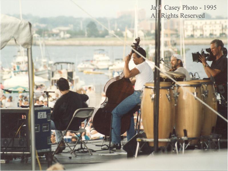 Al Di Meola – acoustic guitar; Stanley Clarke - double bass; Jean-Luc Ponty - acoustic violin