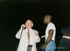 George Wein & T.S. Monk 1998