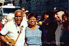 The Staples' with George & Joyce Wein 1991