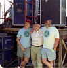 Jerry, George Wein and Ben of Ben & Jerry's