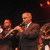 Charlie Gabriel, clarinet