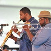 Jimmy Greene, saxophone & Jeremy Pelt, trumpet