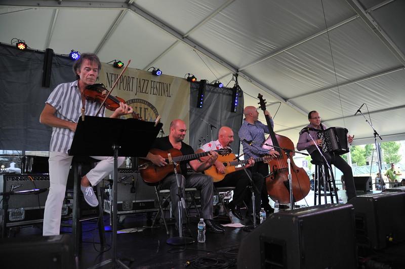 Django Festival All Stars