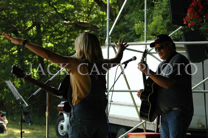 Terri Hendrix & Lloyd Maines