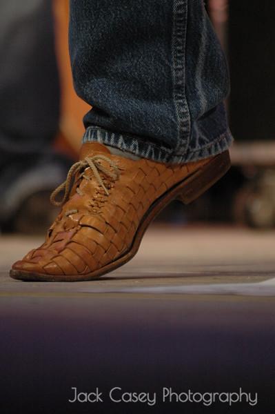 SAM BUSH FOOT