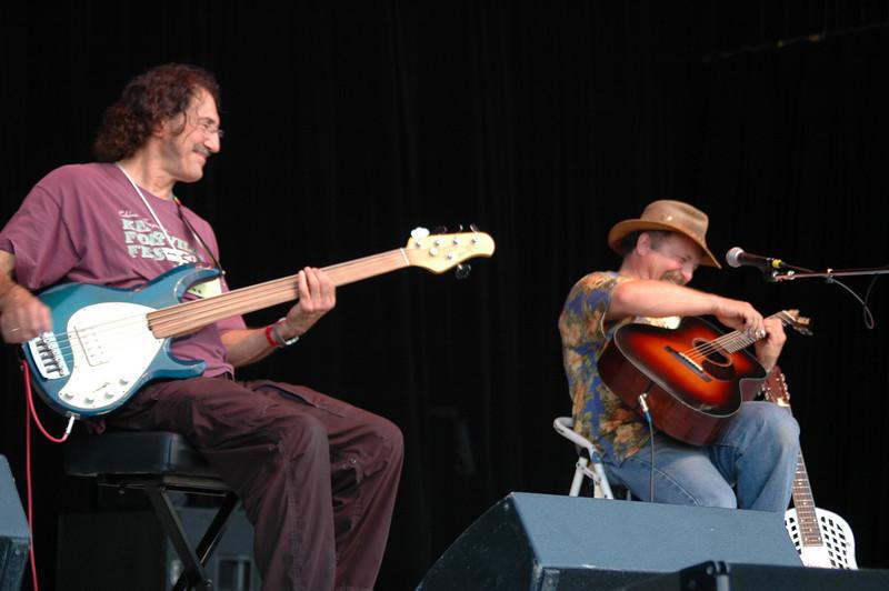 Freebo & Toby Walker