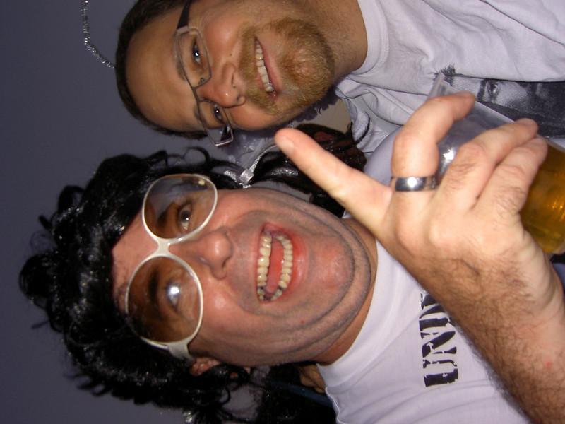 Mark and Simon