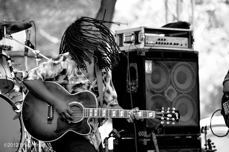 Metro Fountain Blues Festival 2012