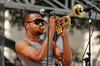 Trombone Shorty - San Jose Jazz Festival 2011