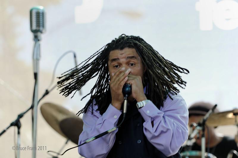 Grady Champion- San Jose Jazz Festival 2011