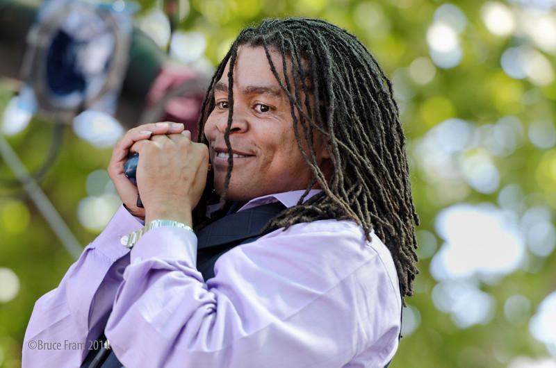 Grady Champion - San Jose Jazz Festival 2011