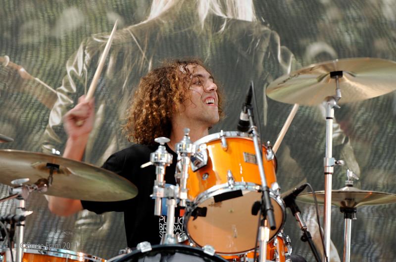 Joey Peebles - San Jose Jazz Festival 2011