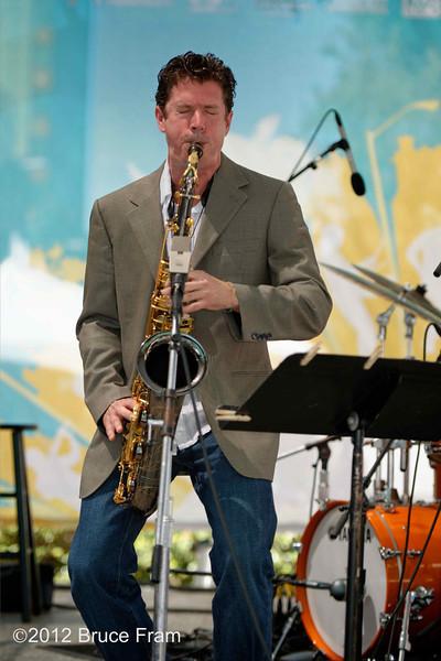 Terence Blanchard Band - San Jose Jazz Festival 2011