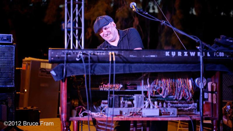 Brant Leeper, Coco Montoya Band- San Jose Jazz Festival 2011