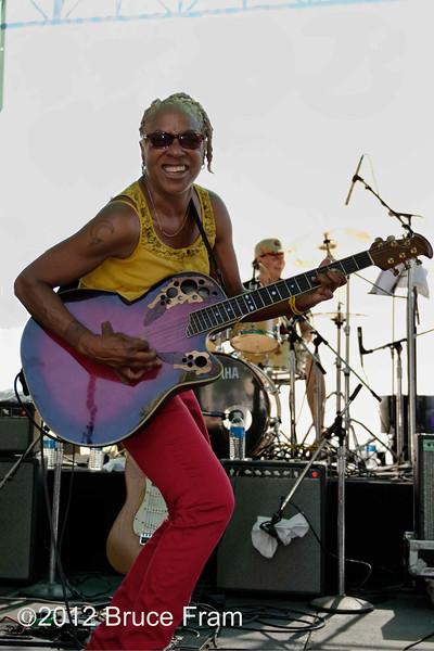 Pat Wilder - San Jose Jazz Festival 2011