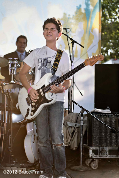 Ray Goren - San Jose Jazz Festival 2011
