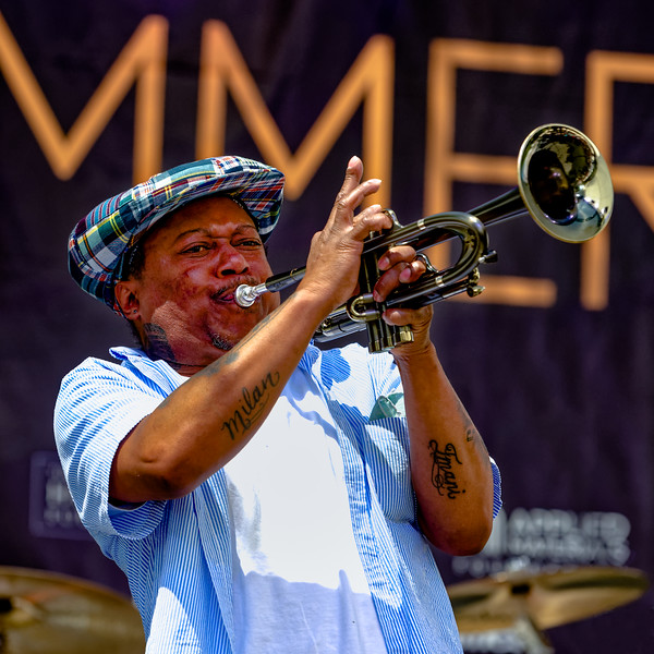 San Jose Jazz Summer Festival 2016