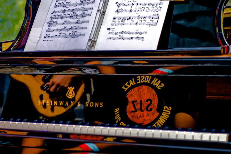 San Jose Jazz Summer Festival 2016