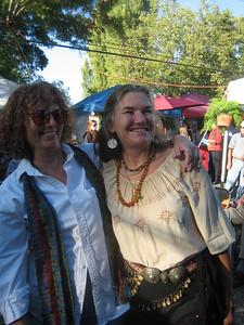 Barb and Jana