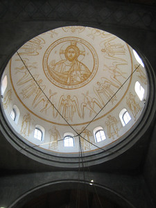 Dome on Saint Seraphim Church