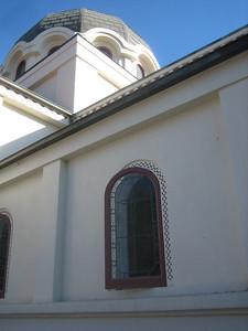 Saint Seraphim Orthodox Christian Church, Santa Rosa, CA.