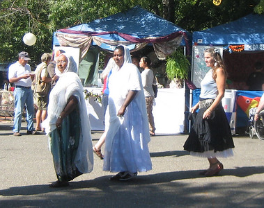 Eritrean dancing