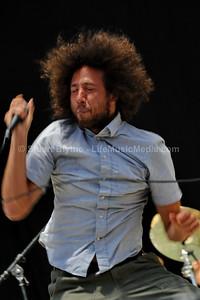 Slayer, Rob Zombie, Primus, One Day As A Lion @ Soundwave Brisbane 2011  Photographer: Stuart Blythe  LIFE MUSIC MEDIA