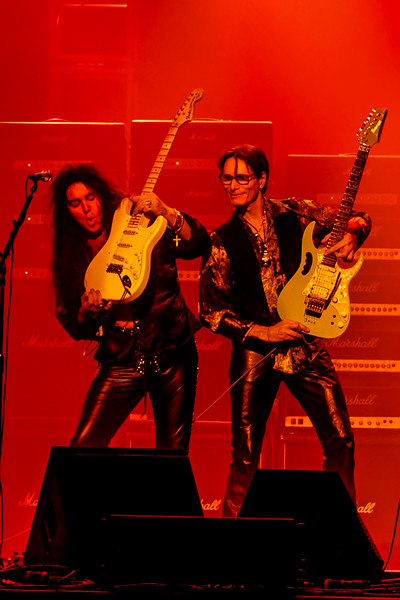 Steve Vai Generation Axe 2016 Tour