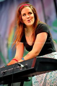 Charlie Mayfair @ Sunset Sounds Festival 2011  Photographer: Stuart Blythe  LIFE MUSIC MEDIA