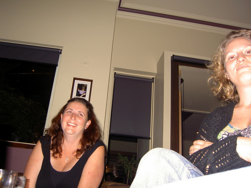 Vicky and Linda