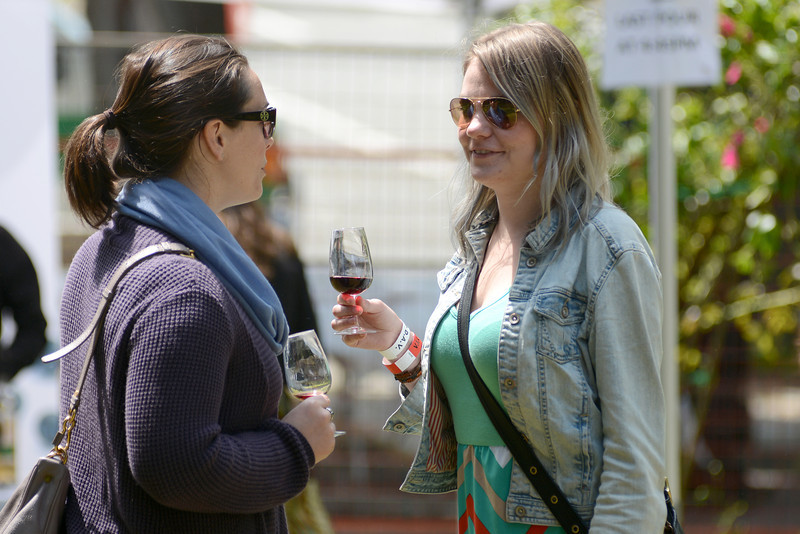 VIC Fest - 2014 St. Anne's Academy, Victoria British Columbia.  A celebration of local arts, music, food and beverage.
