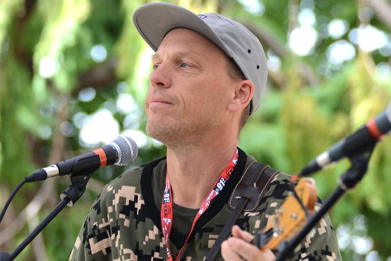Evan Bourgue Band