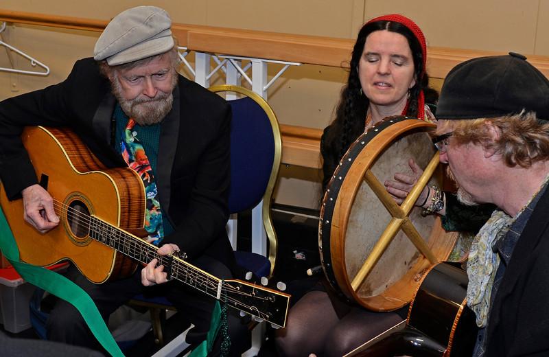 Will Millar & Mary Murphy