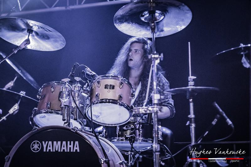 Gus Hawk - Bloody Heels @ Wildfest 2018 - JC De Spiraal - Geraardsbergen - Belgium/Bélgica