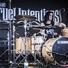 Robin Nilsson - The Cruel Intentions @ Wildfest 2018 - JC De Spiraal - Geraardbergen - Belgium/Bélgica