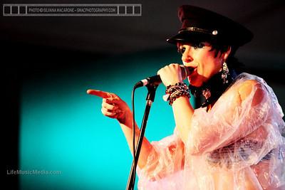 Christa Hughs @ Woodford Folk Festival - December 28th, 2010  Photographer: Silvana Macarone  LIFE MUSIC MEDIA