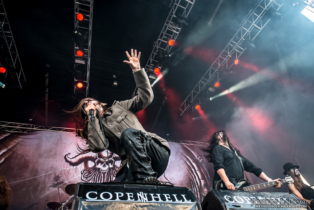 Finntroll - Copenhell 2014