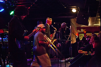 Fishbone @ Firebird/ St. Louis, MO (9/18/12)