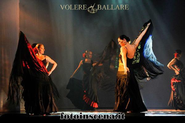 Raffaella Fernandez Carrillo. Photo courtesy of Volere  Ballare.